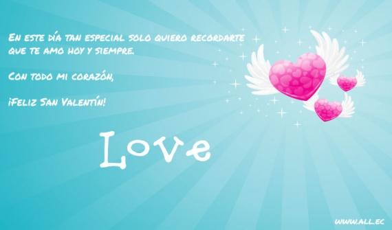 Fellicitaciones San Valentin www.all.ec