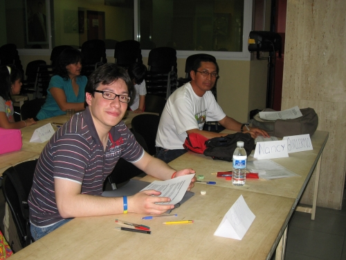 curso de Kichwa 2011
